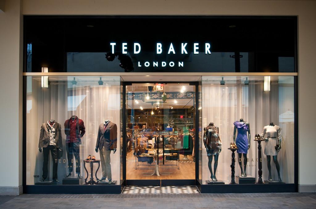 Ted Baker pre-tax profit falls